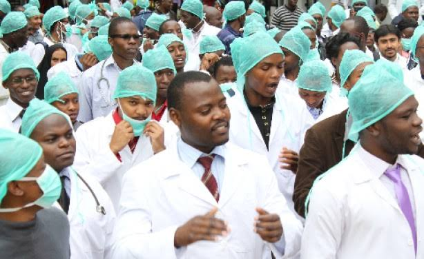 Enugu doctors resume strike as government, accuse government of failing to keep to agreement