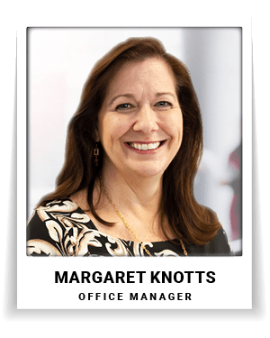 </p> <h4>Margaret Knotts</h4> <p>