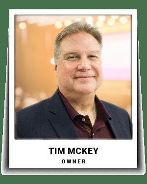 </p> <h4>Tim Mckey</h4> <p>