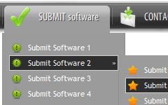 dhtml menü windows Javascript Image Menu Onmouseover