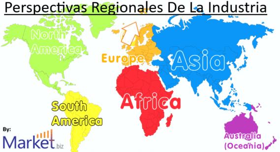 Vindoline geografías del mercado