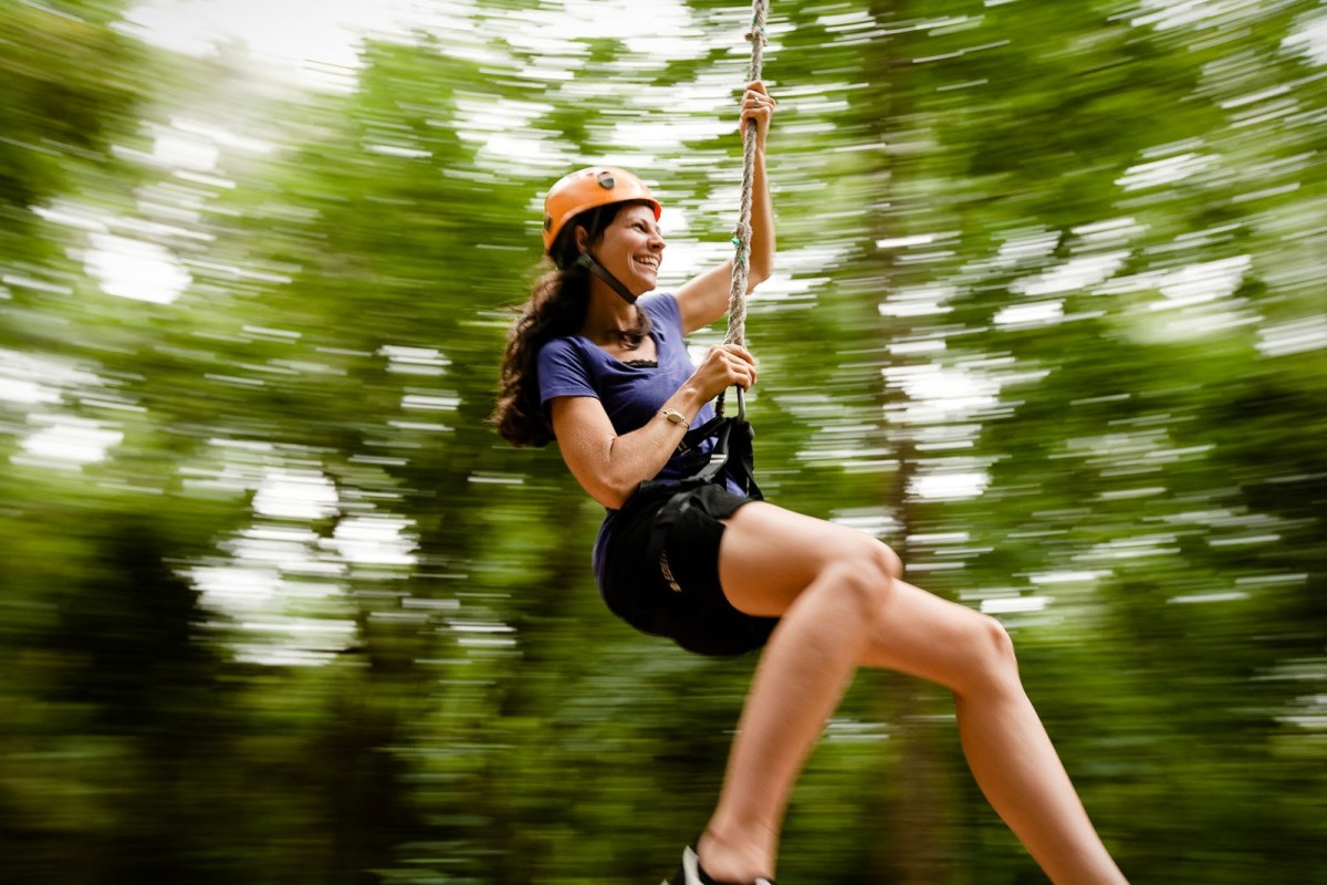 Jungle Canopy Tour/Ziplining