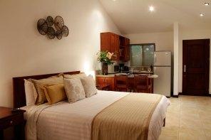 Bed and Kitchen Studio