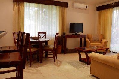 Dining Area 2 Bedroom Condo 2