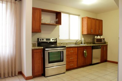 Kitchen Area in our Three Bedroom Villa 3