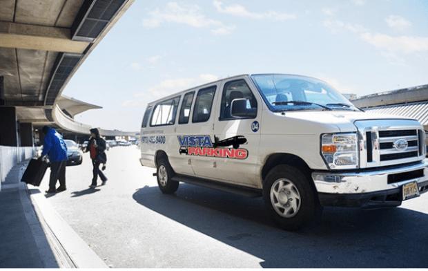 Newark Airport off-site parking