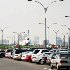 parking at Newark Airport