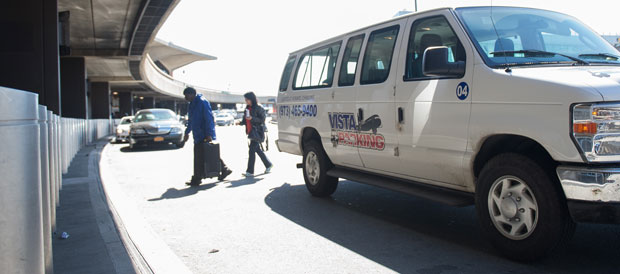 Newark Airport Parking Process