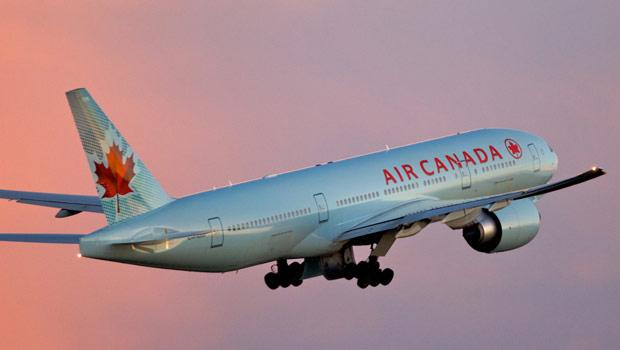 Air Canada Newark