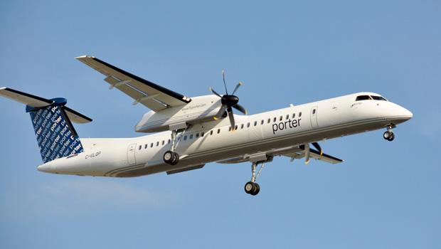 Porter Airlines Newark