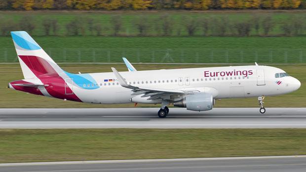 Eurowings Newark