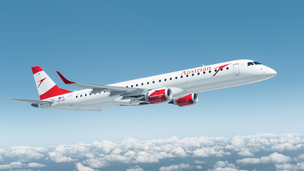Austrian Airlines Newark