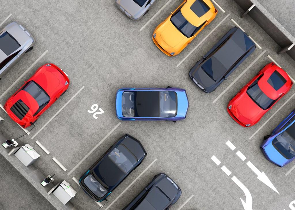 long-term airport parking