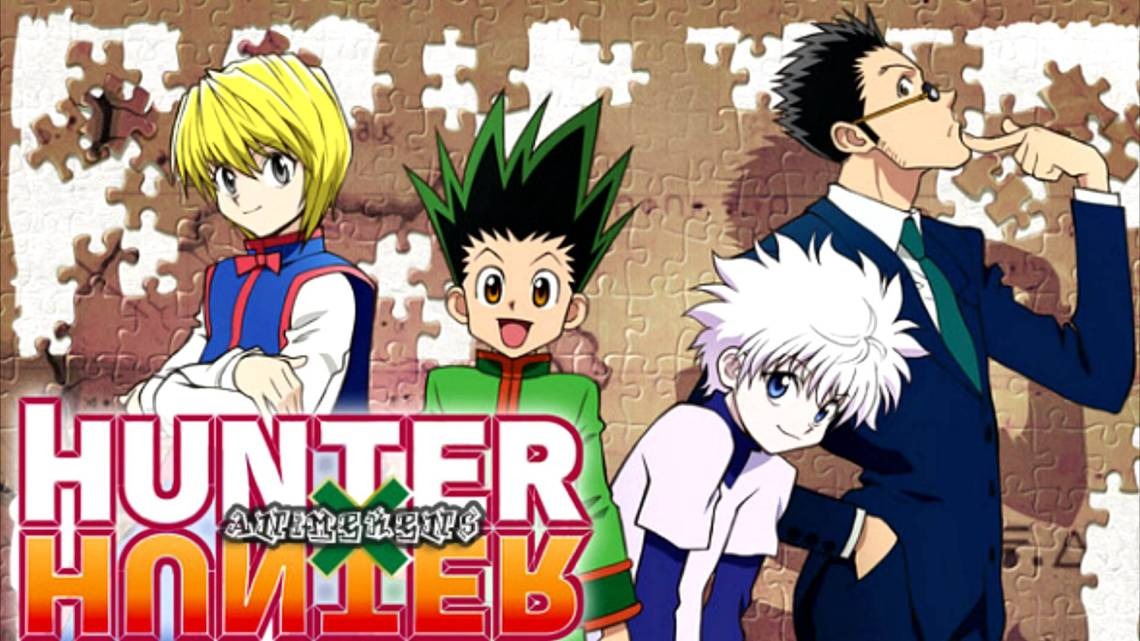 Hunter X Hunter Wallpapers Anime Hq Hunter X Hunter Pictures 4k Wallpapers 2019