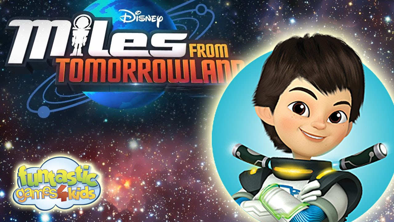 Most Viewed Miles From Tomorrowland Wallpapers 4k Wallpapers
