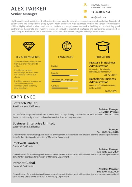 resume25_grey_yellow_corporate