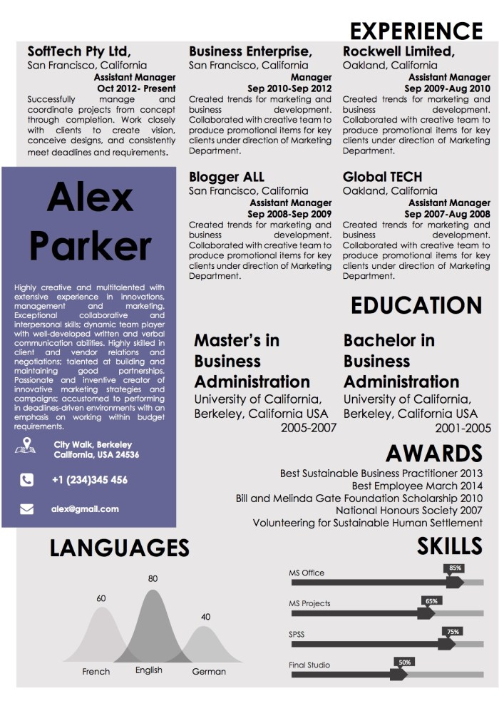 book_style_resume_template_word