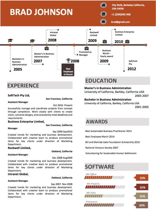 resume60_brown_timeline