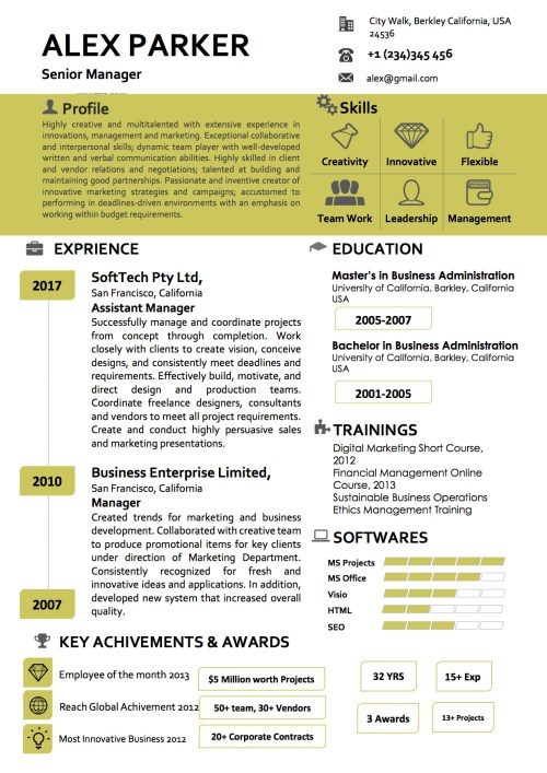 professiona_elegant_word_resume_template
