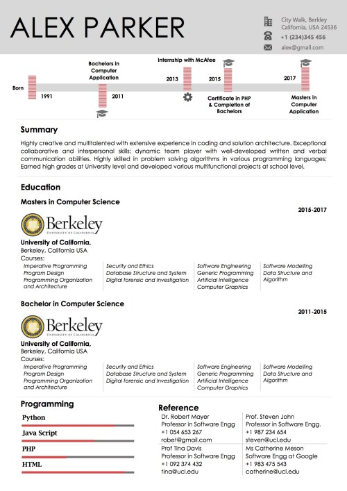 timeline_student_resume_micrsoft_word_theme