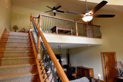 Upstairs-View