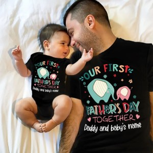 First Father's Day Gift