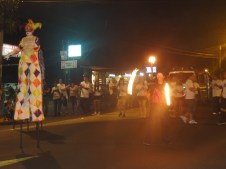 Parade of Light! Christmastime in Palmares