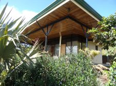 2 BR cabina porch and gardens