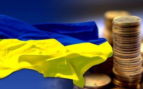 падіння ВВП України