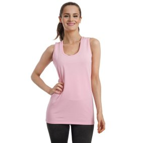 Yoga Top Pale Pink