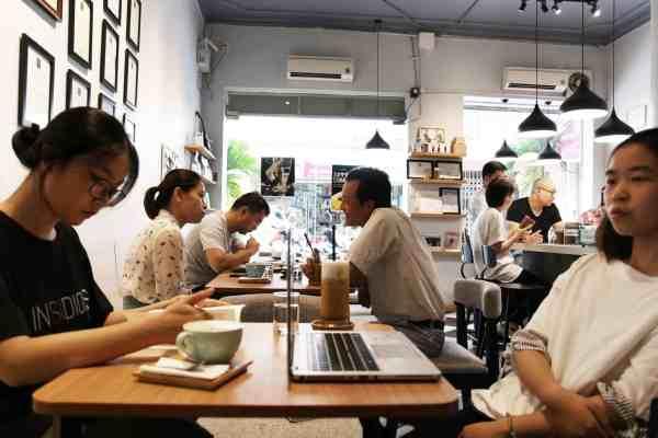 D'codes Coffee Lab & Campus