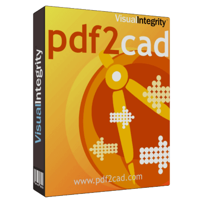pdf2cad product shot