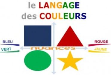 langage des couleurs