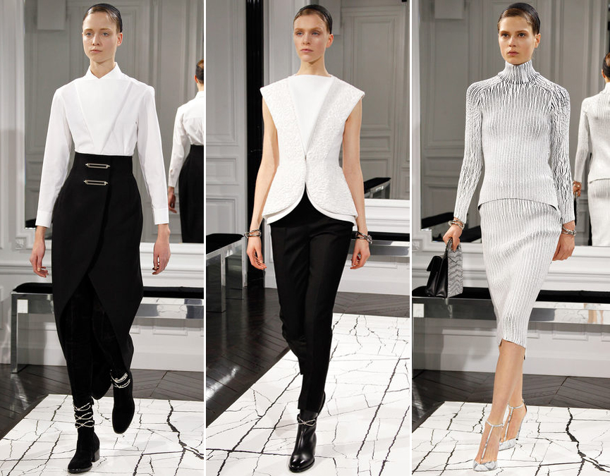 Alexander Wang's Powerful Balenciaga Debut