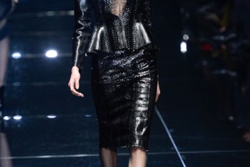 Gucci Fall 2013 Look 38 - Sexy Python