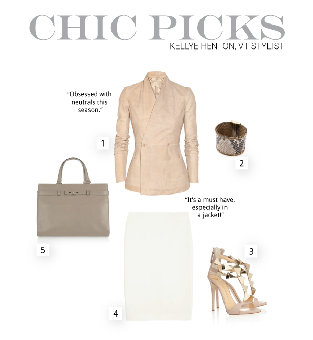 Chic Picks Neutrals