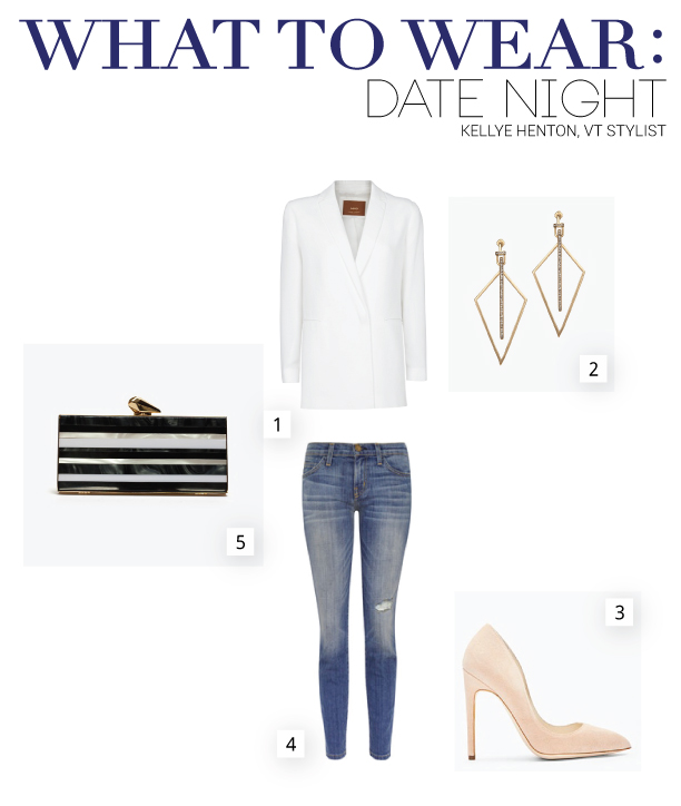 What to wear to a date me, please