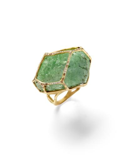 Monique Pean Pasco Tsavorite Ring