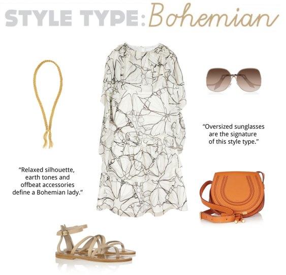 Bohemian-Look