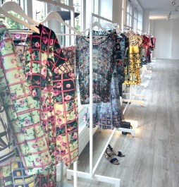 Mary Katrantzou Paris showroom