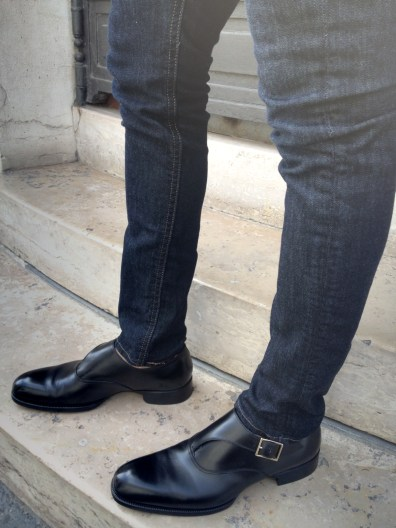 Levi's Jeans, Tom Ford Shoes