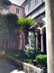 Monastery in Dubrovnik