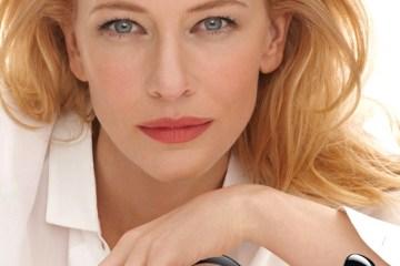 Cate Blanchett for Giorgio Armani Perfumes