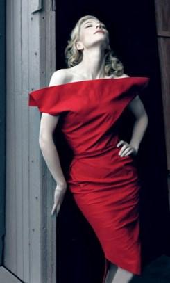 Cate Blanchett in Roland Mouret