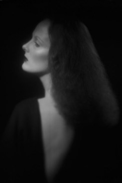 Grace Coddington by Willie Christie, Circa 1974