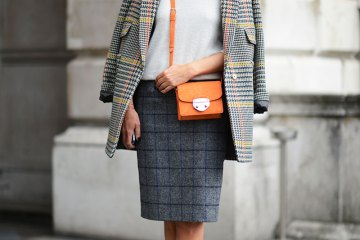 Classic Style Type Street Style London Fashion Week SS14