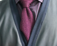 Ascot Chang Shirt, Tom Ford Knit Tie