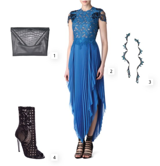 VTStyleout-Melinda marios schwab lace dress