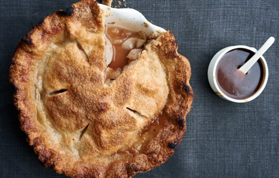 Apple Pie | Image via www. skibootsinthekitchen.com