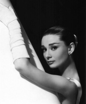 Audrey Hepburn, Nino's fashion icon